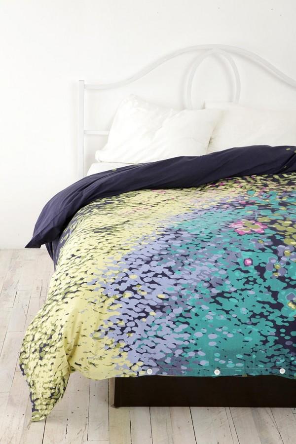 flower duvet