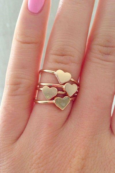 hearts accessories