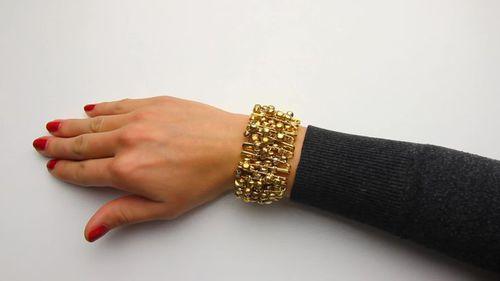 pulsera-dorada