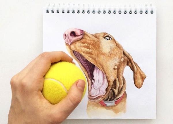 valerie-susik-cachorros-ilustrados