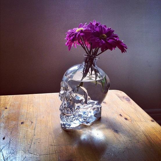 vodka flowers