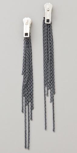 zipper-chain-earrings