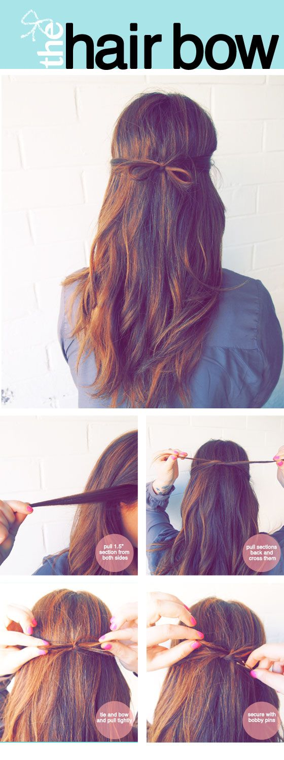 5 minutes hairstyles13