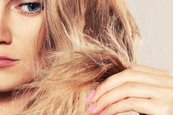 Brittle, Damaged Hair