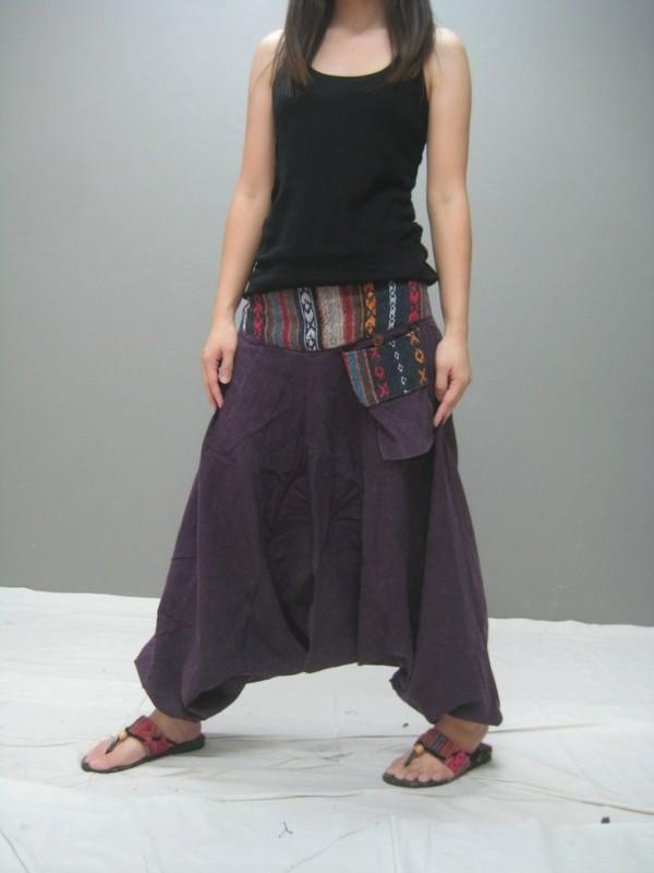 Harem Pants9