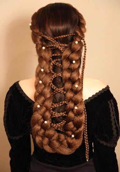 Intense Braided Hairstyles