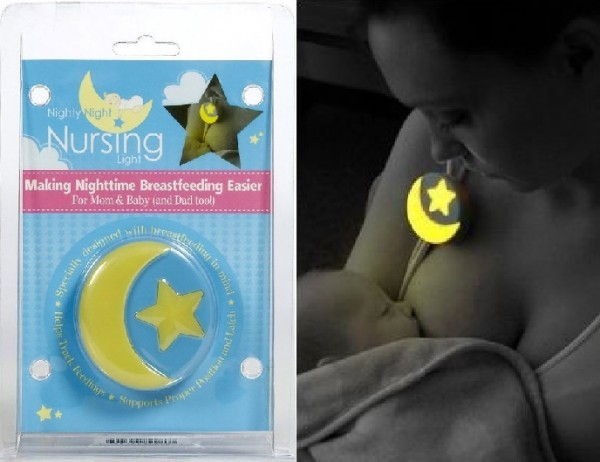 Nursing night light 3