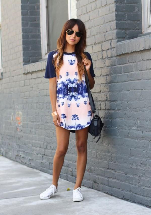 T-Shirt Dress2