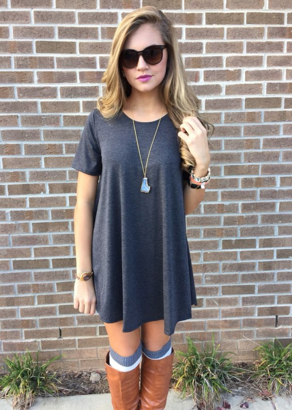 T-Shirt Dress6