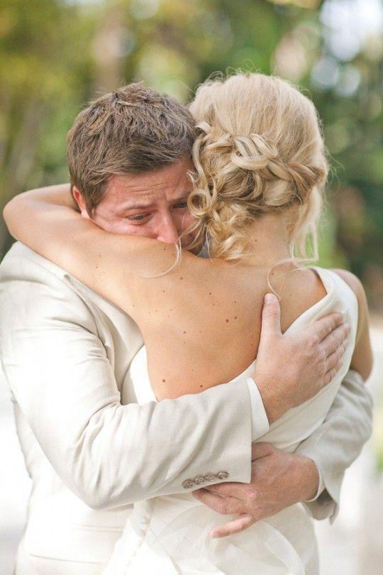 best friends married