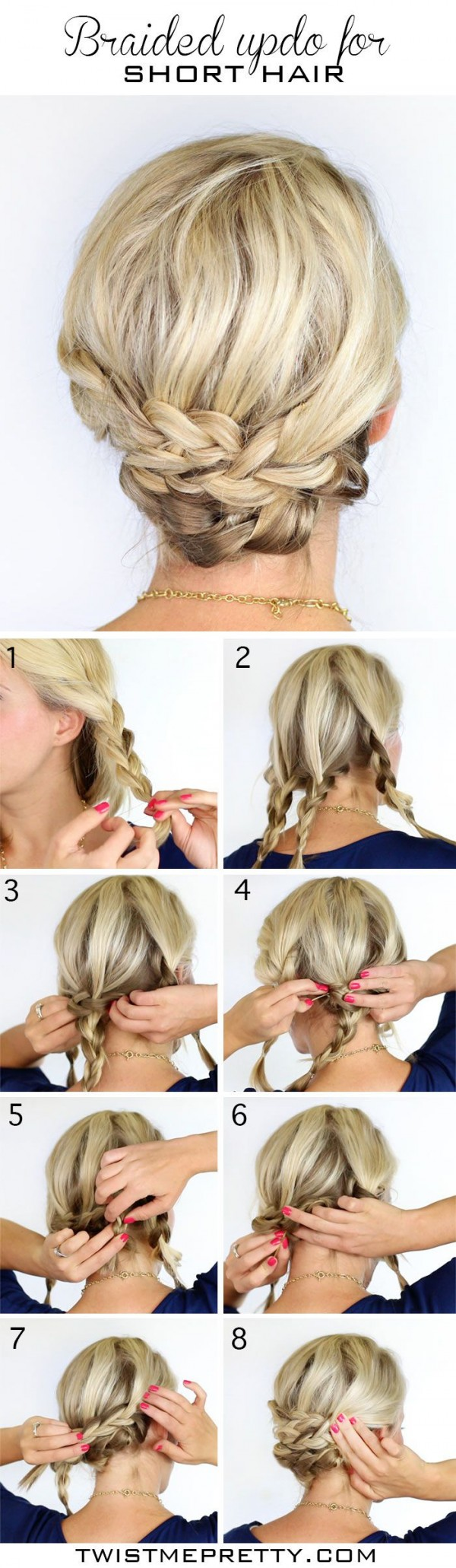 braid short hair3