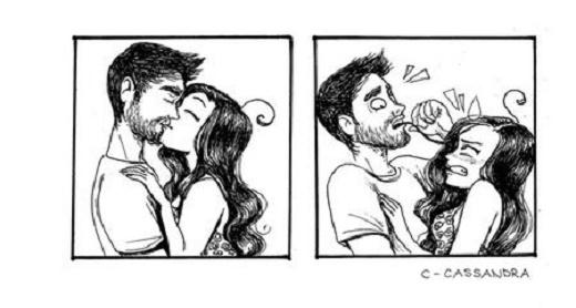 cabello boca