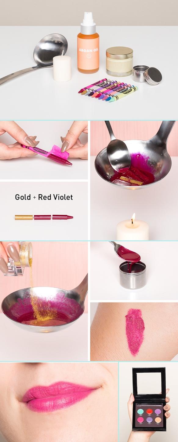 como hacer tu propio maquillaje