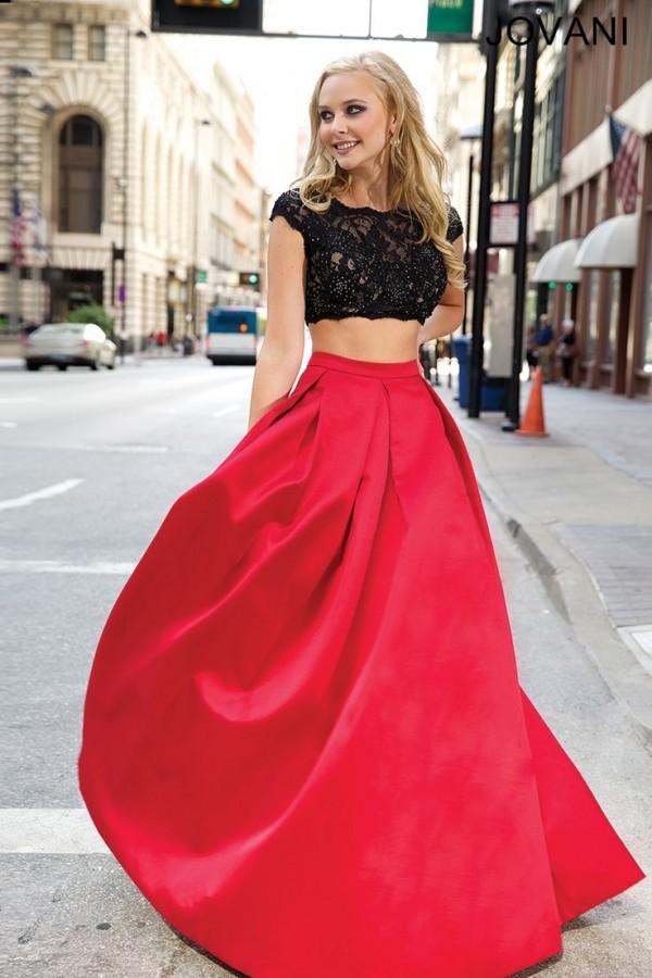 crop top dress4