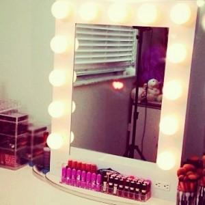 espejo diy