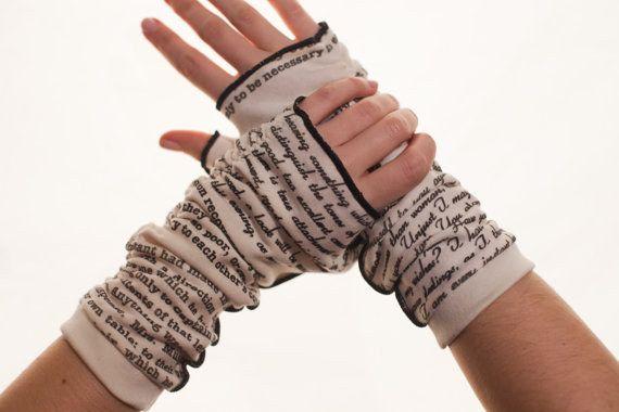 gloves books
