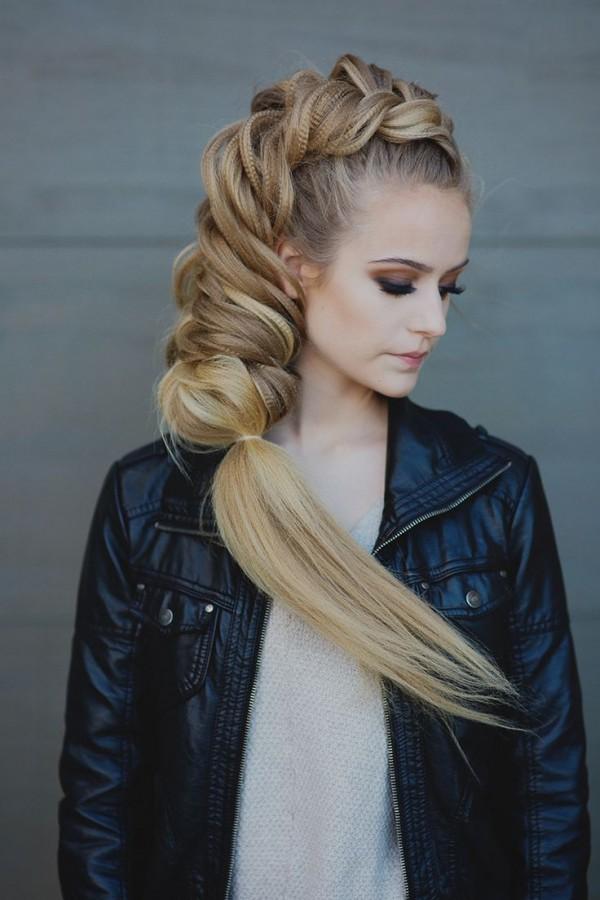 huge hair