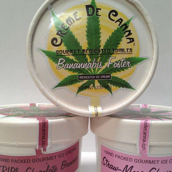 marihuana helado