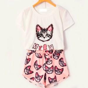 meow pajama