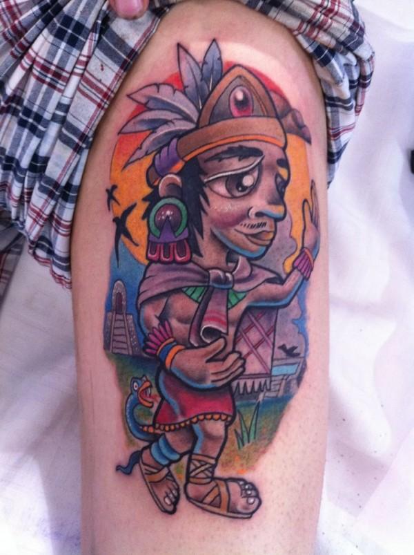 mexican tattoo21