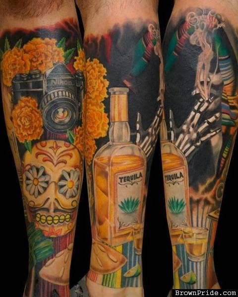 mexican tattoo23