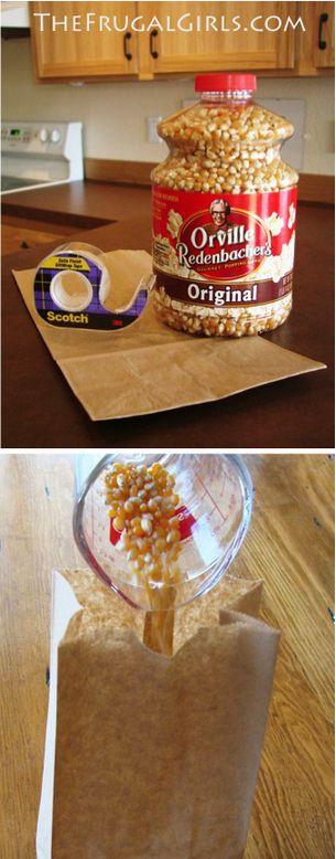 microwave snacks