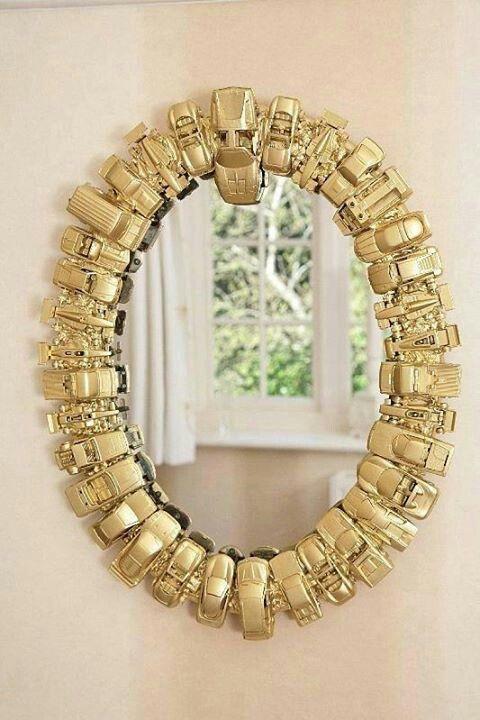mirror DIY18