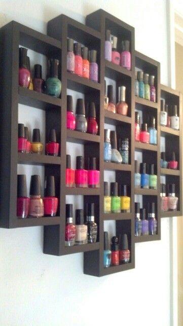 nail polish organizer