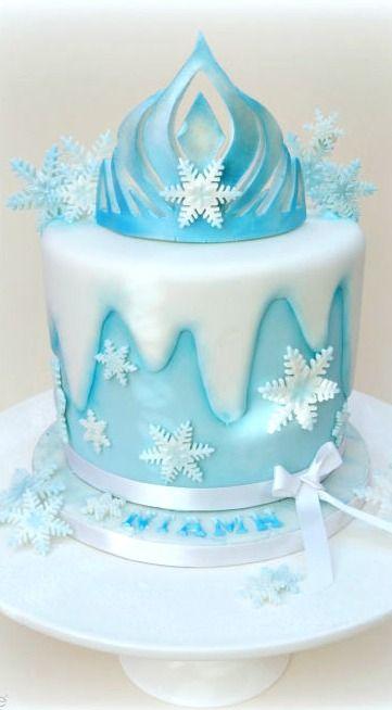 pasteles increibles 10 frozen