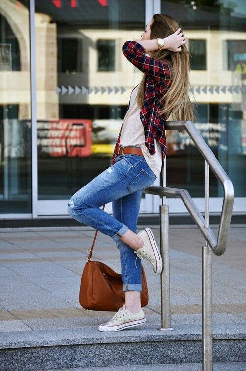 plaid shirt4