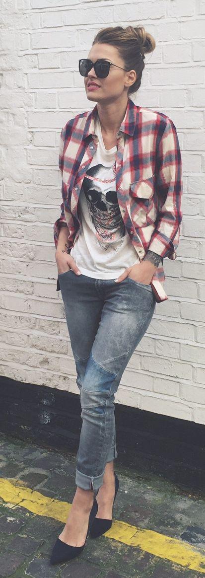 plaid shirt7