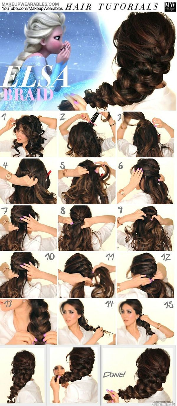 princesa hairstyle