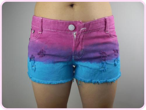 shorts tenidos