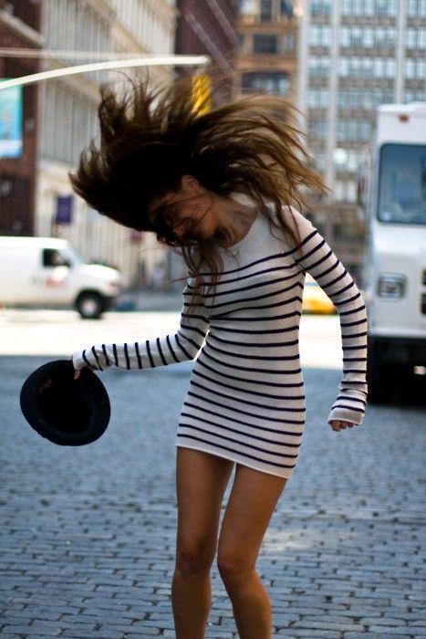 skinny dress