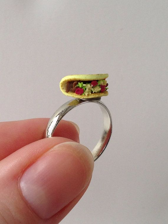 tacos jewelry
