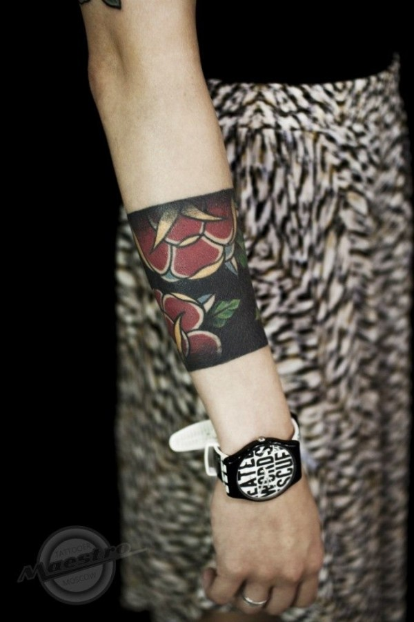 tattoo bracelet12