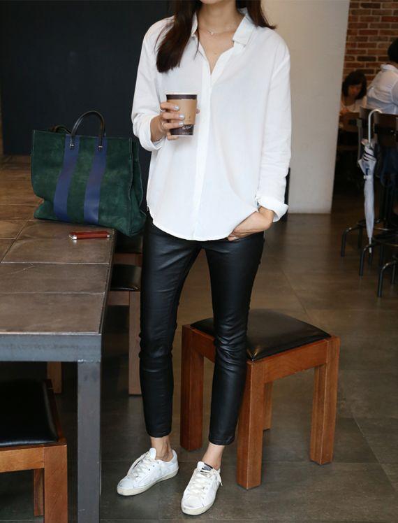 white blouse11