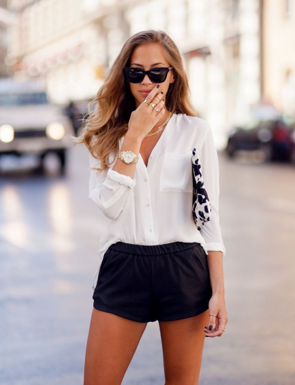 white blouse2