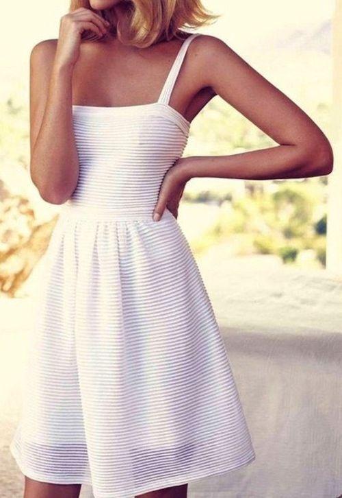 white dress11