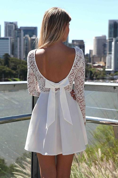 white dress17