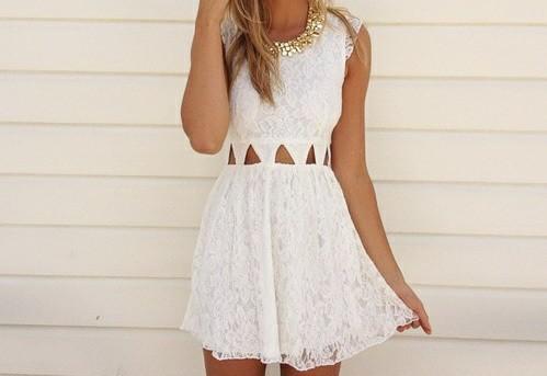 white dress22