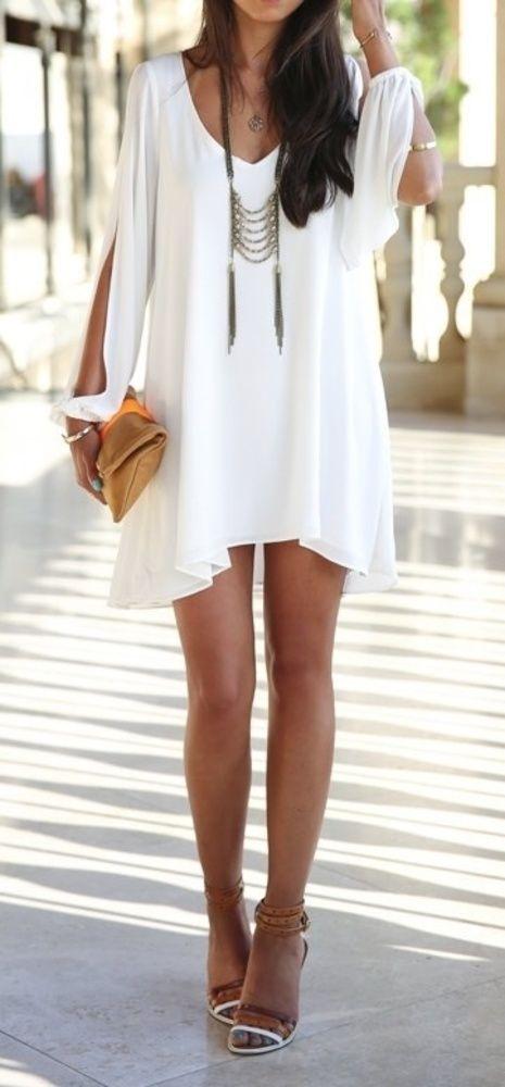 white dress8