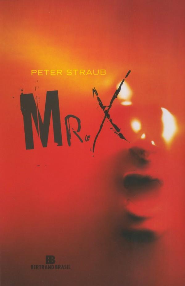 Mister X de Peter Straub