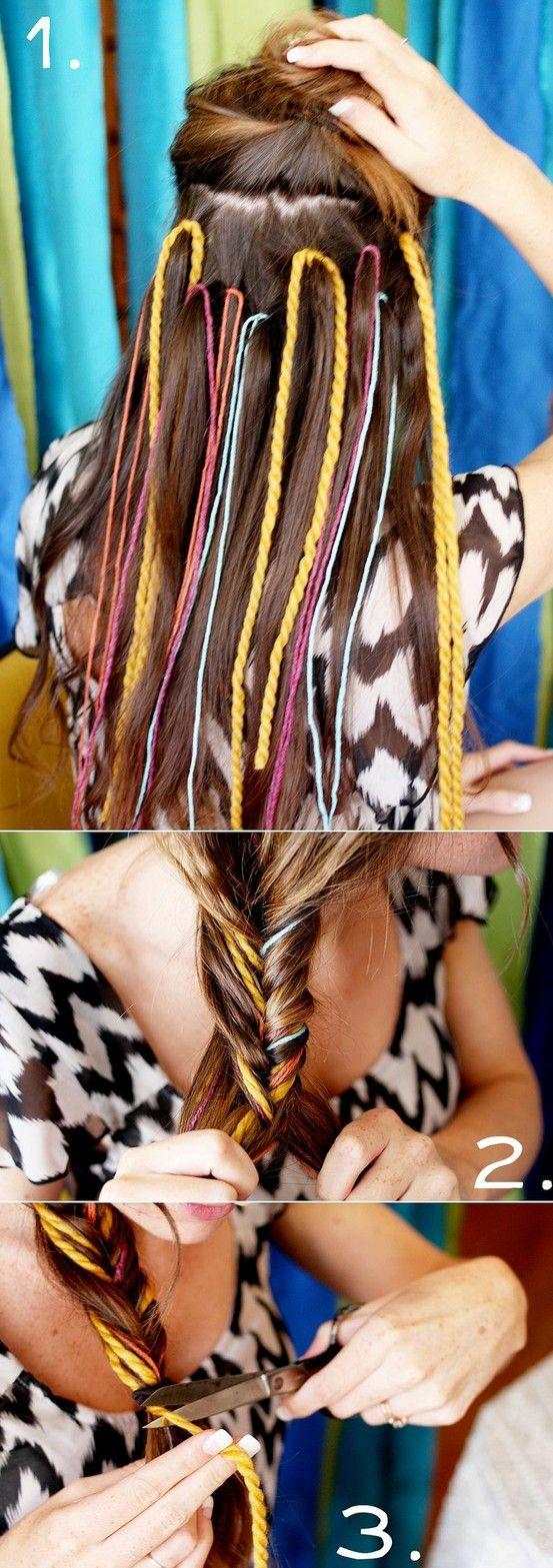 adornos cabello