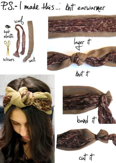 banda para el cabello