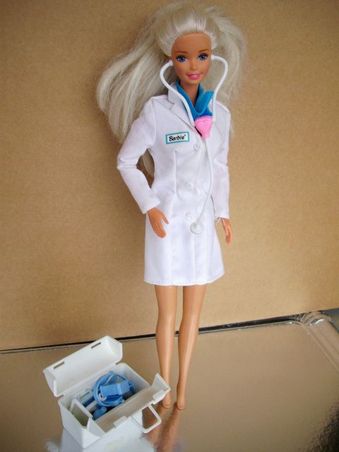 barbie dentista