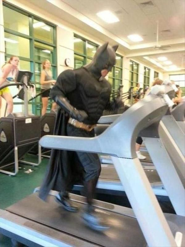 batman gym