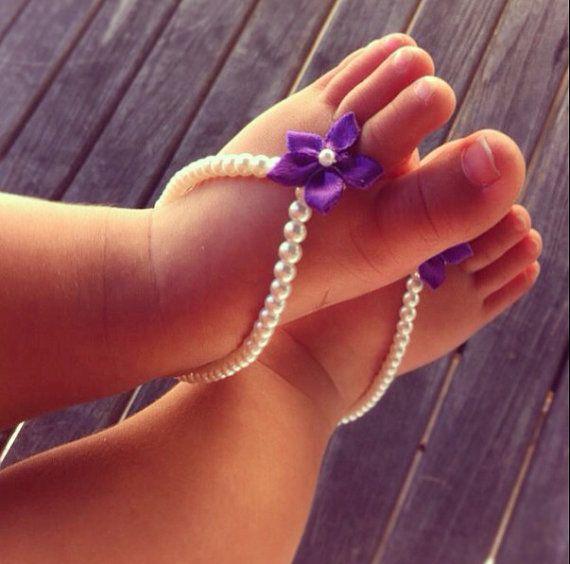 bebes sandalias