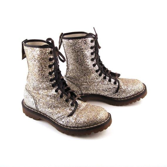 botas glitter