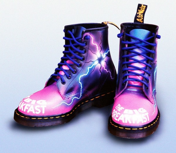 botas rayos